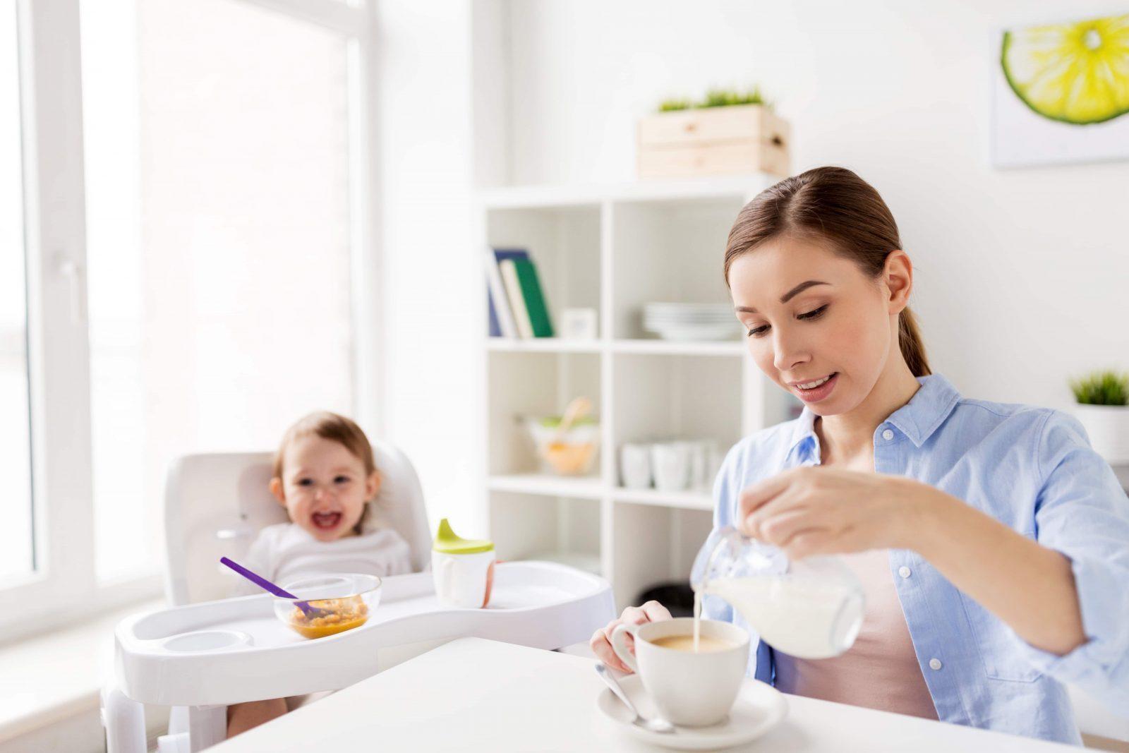 почему кормящим нельзя пить кофе